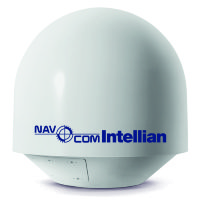 Система VSAT NavCom Intellian v80G